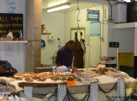 Borough market - sprawiana koza