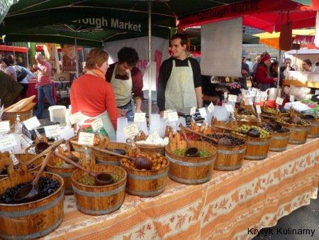 Borough market - oliwki