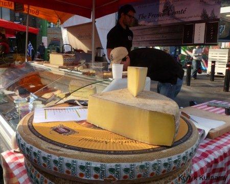 Borough market - ser comte