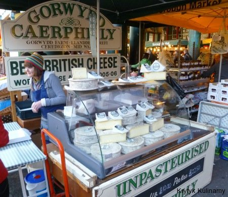 Borough market - sery
