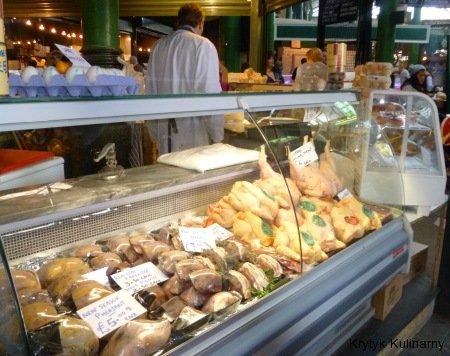 Borough market - kury