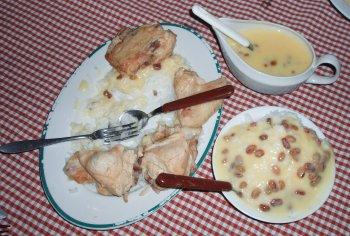 Kurczak w potrawce