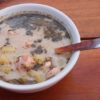 Zupa rybna w Tawernie Rybackiej