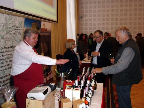 II Sopocki Festiwal Win i Dobrego Smaku - Degustacja wina