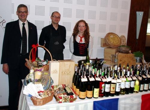 II Sopocki Festiwal Win i Dobrego Smaku - Stoisko Cyrano & Roxanne