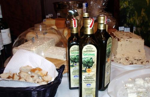 II Sopocki Festiwal Win i Dobrego Smaku - Produkty z Grecji