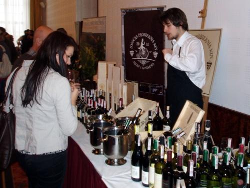II Sopocki Festiwal Win i Dobrego Smaku - Sopocka Probiernia Win (degustacja)