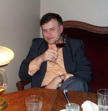 Gęś, Barolo, Szafa - Krytyk Kulinarny Artur Michna