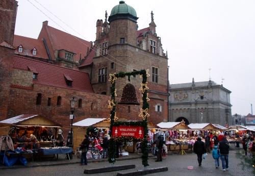 Jarmarki adwentowe - Gdańsk