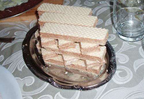 Prezent dla smakosza - andruty sezamowo-czekoladowe