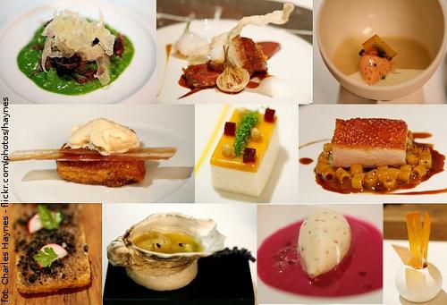 Michelin - marzenie czy koszmar - dania w restauracjach z