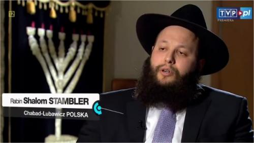 Po prostu - program Tomasza Sekielskiego - Dochodowy rytuał  (Rabin Shalom STAMBLER)