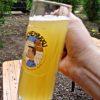 Podróż soczysta berlińsko-paryska - piwo w Eschenbrau