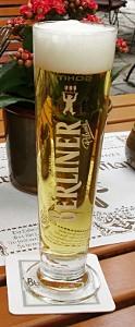 Podróż soczysta berlińsko-paryska - piwo Berliner Kindl