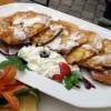 Lipcowa przejażdżka kulinarna - placki z jabłkami