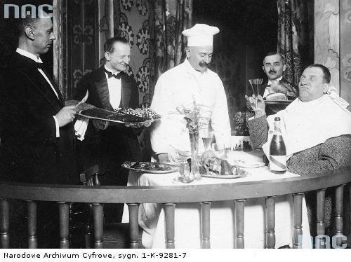 Restauracje tradycyjne - Władysław Walter