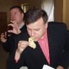Krytyk Kulinarny Artur Michna - degustacja w trakcie konkursu