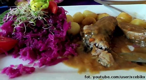 Danie w restauracji Matalmara