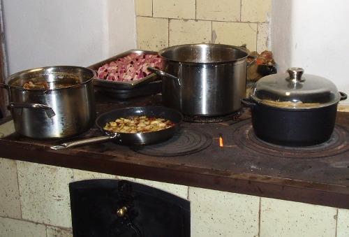 Klub kolacyjny w Chrystkowie - plata