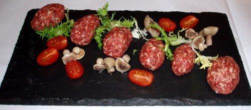 Klub kolacyjny w Chrystkowie - tatar z gęsi