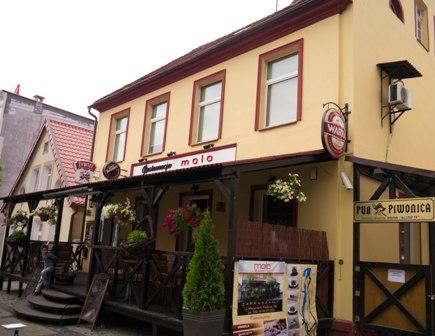 Restauracja Molo w Ustce