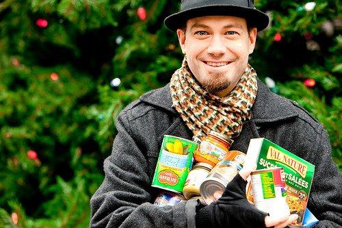 Banki żywności - wolontariusz