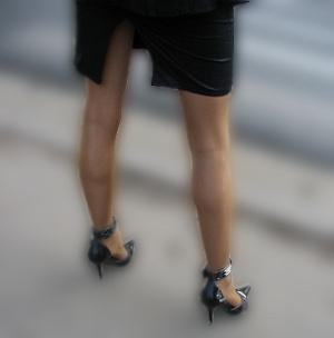 Nina - nogi