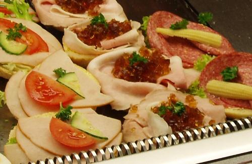 Hamburskie kanapki