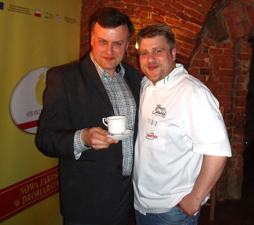 Krytyk Kulinarny Artur Michna i Tomasz Jakubiak