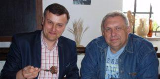 Krytyk Kulinarny Artur Michna i Gieno Miętkiewicz