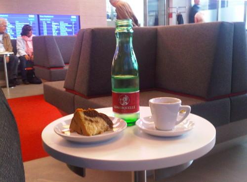 ÖBB Lounge