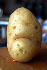 Czy ziemniak tuczy?