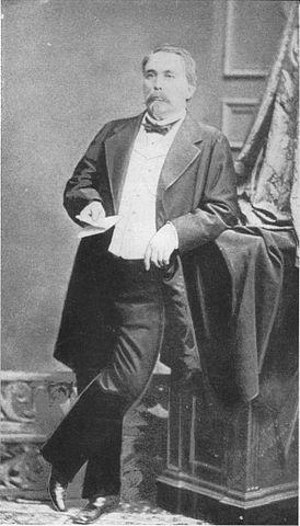 August Zang / fot. Wikipedia