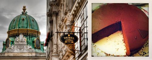 Demel (fot.  J. A. Alcaide), Tort Eduarda Sachera (fot.  Claudio Vandi)