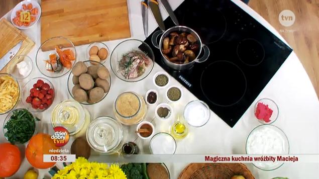 Wróżbita Maciej W Kuchni Krytyk Kulinarny Certyfikowany
