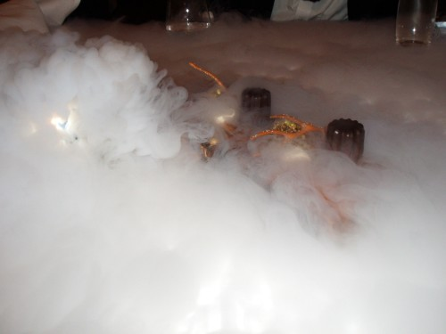 Senses - Petit Fours skąpane w dymie