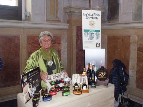 Wystawca - Villa Bessini Gambettini