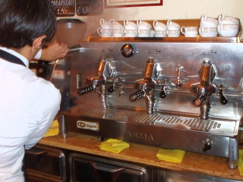 Maszyna do parzenia espresso