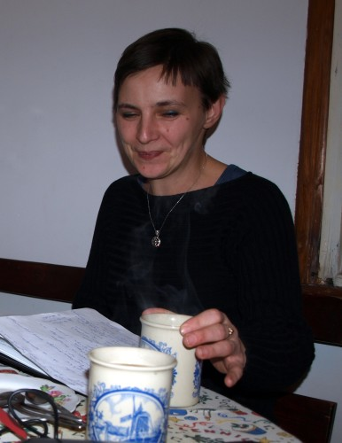 dr Aleksandra Kleśta-Nawrocka