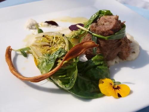 Zwycięskie danie w konkursie kucharzy