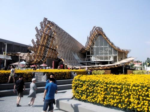 Expo 2015, Chiny