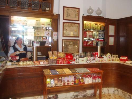 Sklep ze słodyczami Giovanni Galla