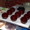 Czekoladowy Młyn - deser (czekoladowa kula)