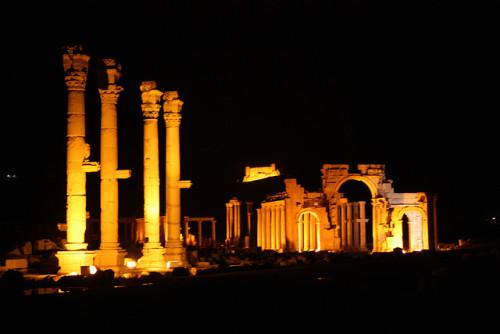 Palmyra, fot. Arian Zwegers