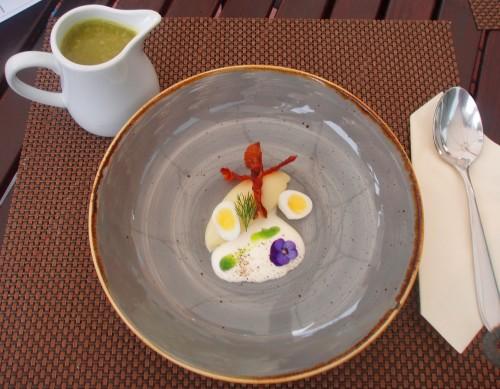 Zupa szczawiowa - A nuż, widelec     Zupa szczawiowa - A nuż, widelec