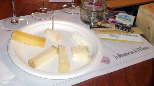 Cheese 2015, Bank Wina, degustacja serów