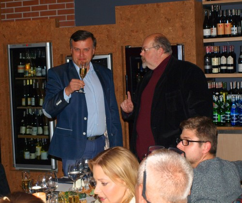 Artur Michna i Juliusz Podolski - Cucina, Poznań