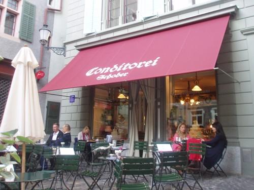 Conditorei Schober, Zurych