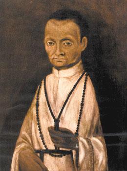 św. Marcin (de Porrès), może na jego cześć wypieka się rogale z margaryną?