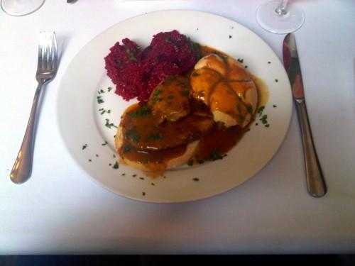Maczanka w Restauracji we Francuskim